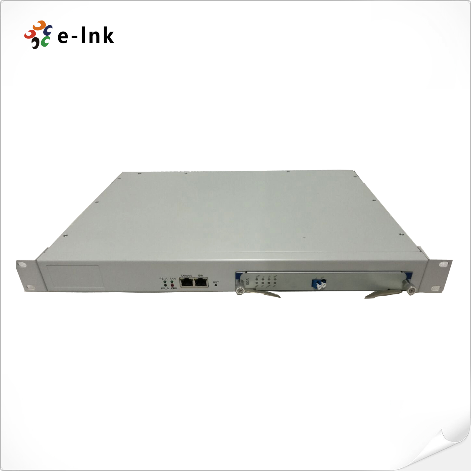 100G Semiconductor Optical Amplifier